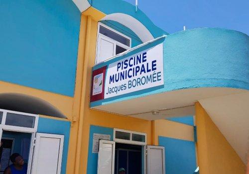 Dénomination piscine municipale
